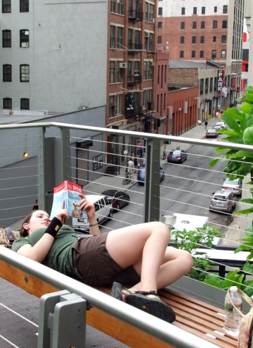 空中散歩で楽しむニューヨークのギャラリー街_b0007805_22315046.jpg