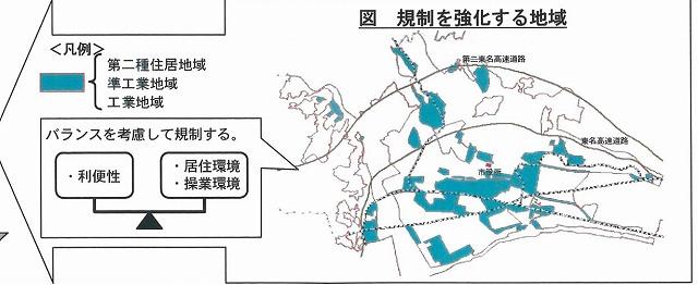 コンパクトシティに向けた第一歩・・・特別用途地区、高度地区制度の導入検討_f0141310_8323624.jpg