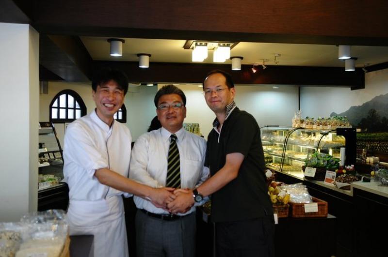 武雄レモングラスの恩人、大賀さんのレストラン_d0047811_209453.jpg