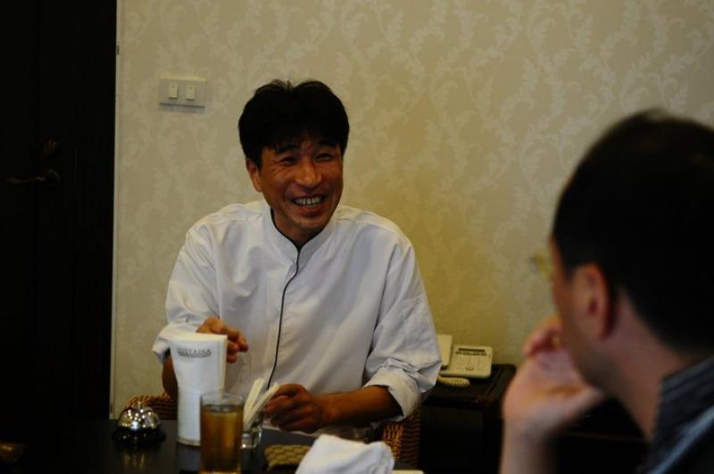 武雄レモングラスの恩人、大賀さんのレストラン_d0047811_209862.jpg