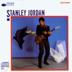 Stanley Jordan 「Magic Touch」 (1985)_c0048418_8392670.jpg