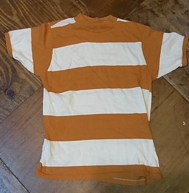 7/30(土)入荷!70'S 太ボーダー Tシャツ!_c0144020_1359682.jpg