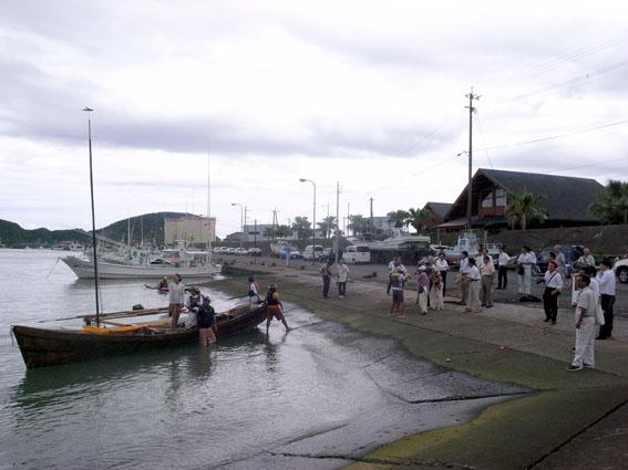 沖縄からサバニに乗って_d0225420_12523939.jpg