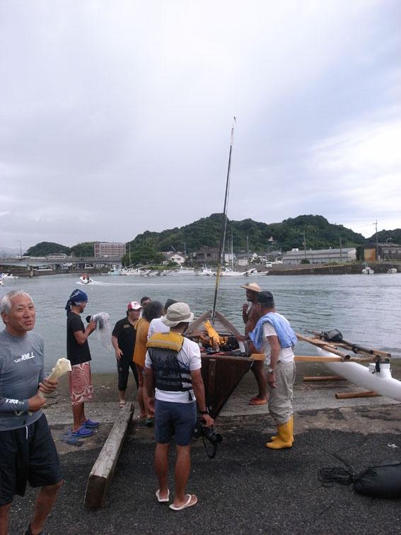 沖縄からサバニに乗って_d0225420_12545226.jpg
