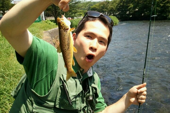 釣り楽しい!  ここ最近_e0173533_20232411.jpg