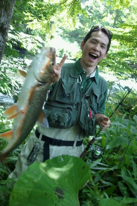 釣り楽しい!  ここ最近_e0173533_20274867.jpg