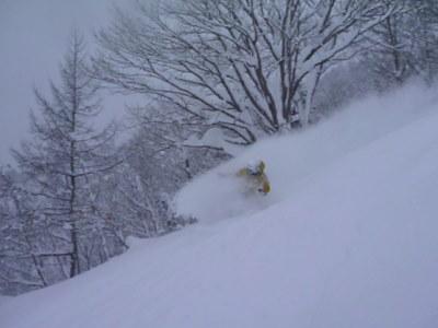 【滑走レポ24 2011.2.15】 初めての野沢♪@野沢温泉_e0037849_17502663.jpg