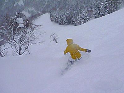 【滑走レポ24 2011.2.15】 初めての野沢♪@野沢温泉_e0037849_1751728.jpg