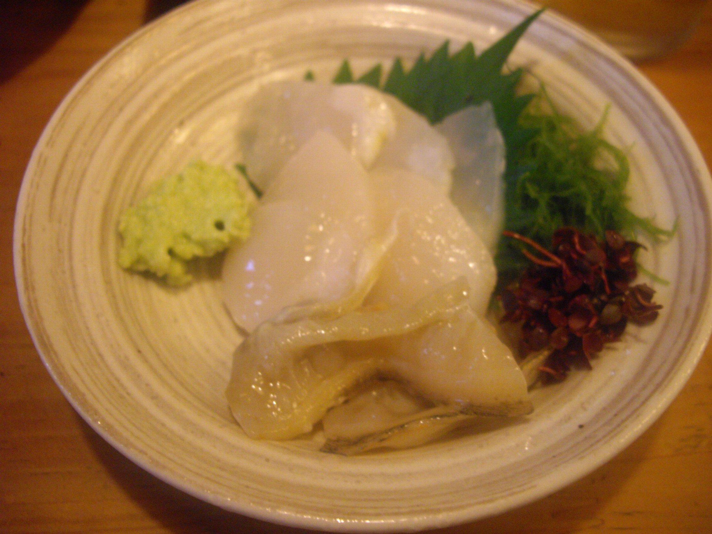 割烹料理が安く堪能できる立ち飲み、北千住『徳多和良』_d0223663_9232453.jpg