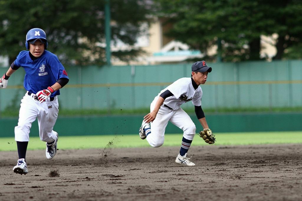 練習試合 vs舞鶴ボーイズ3_a0170082_20134197.jpg