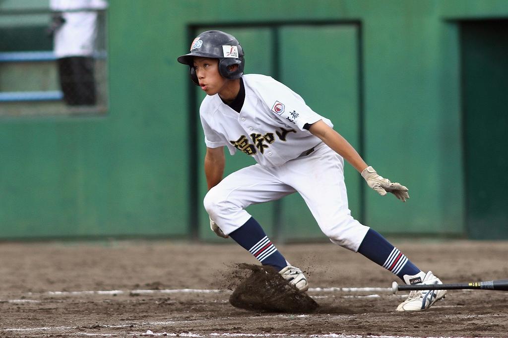 練習試合 vs舞鶴ボーイズ3_a0170082_2014784.jpg