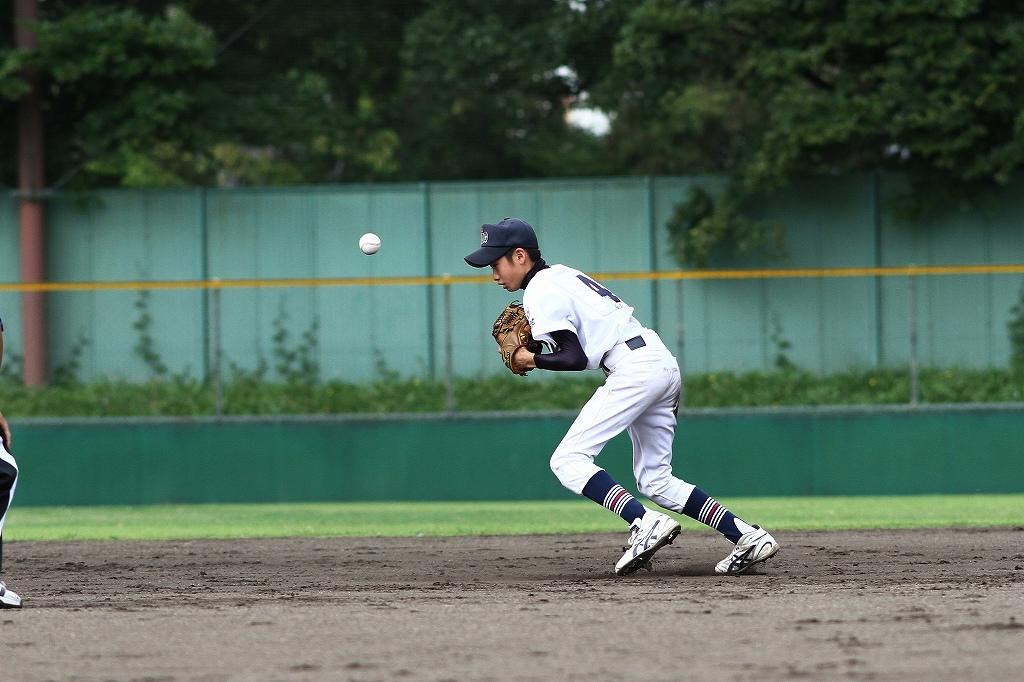 練習試合 vs舞鶴ボーイズ3_a0170082_2015210.jpg
