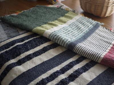 帆布糸とウールの布_a0102486_8391995.jpg
