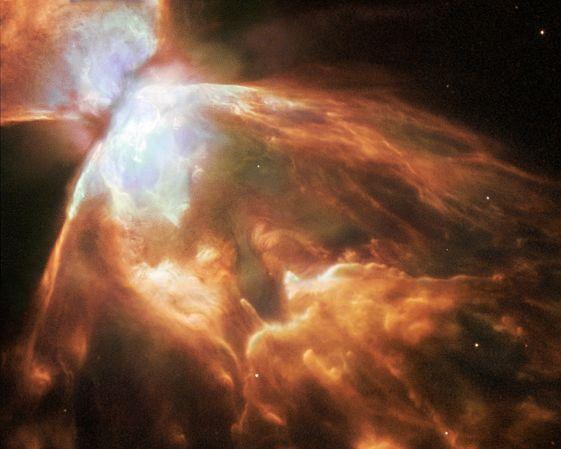 ★星が「死ぬ時」に放つ衝撃的な光の映像 (NASA) _c0075492_23147.jpg