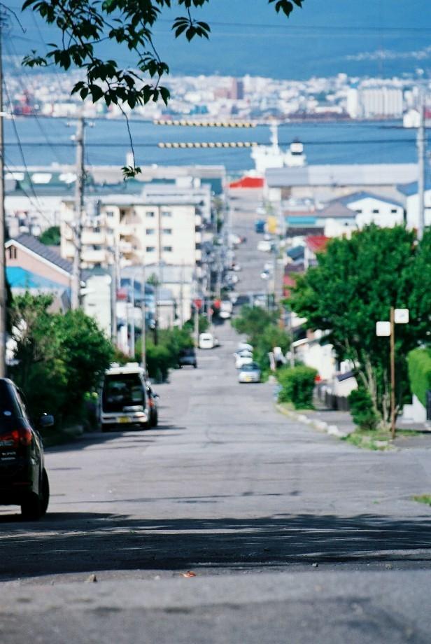 キラキラ光る街、函館_a0158797_2301420.jpg