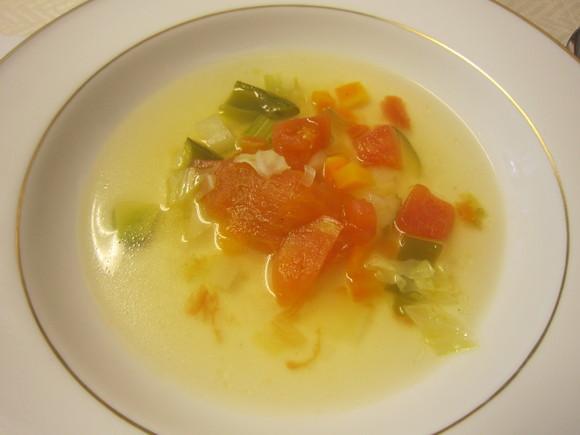 最高級の鍋で作ったイタリアン_c0125702_12113466.jpg