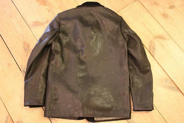 """Lether Jacket""""DRIVING MAN""""予約スタート!_d0121303_14321797.jpg"""