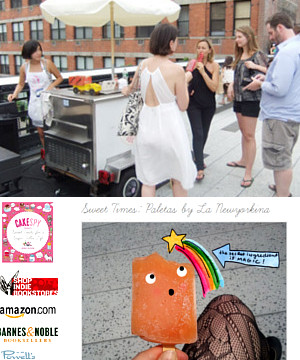ニューヨークの屋台で売ってる美味しいフルーツ・アイス・キャンディー、LA NEWYORKINA_b0007805_752373.jpg