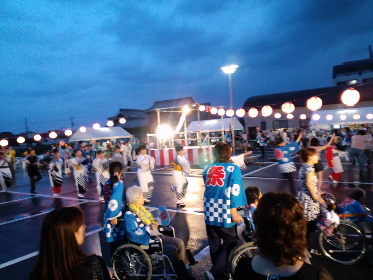第1回竜川ふれあい夏祭り_d0136506_2133828.jpg