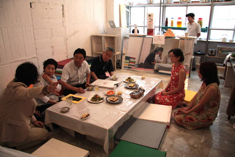 7/16-18 Creative Hub 131 Opening  1st DAY_a0184716_2353548.jpg