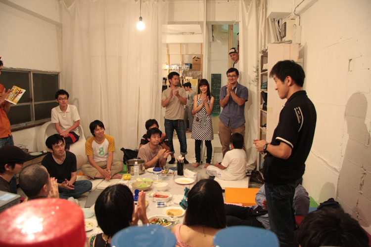 7/16-18 Creative Hub 131 Opening  1st DAY_a0184716_2363567.jpg