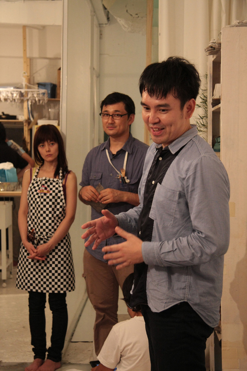 7/16-18 Creative Hub 131 Opening  1st DAY_a0184716_2364139.jpg