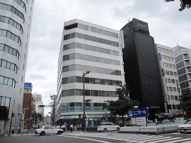NFC名駅ビル建て替え_f0016320_1639323.jpg