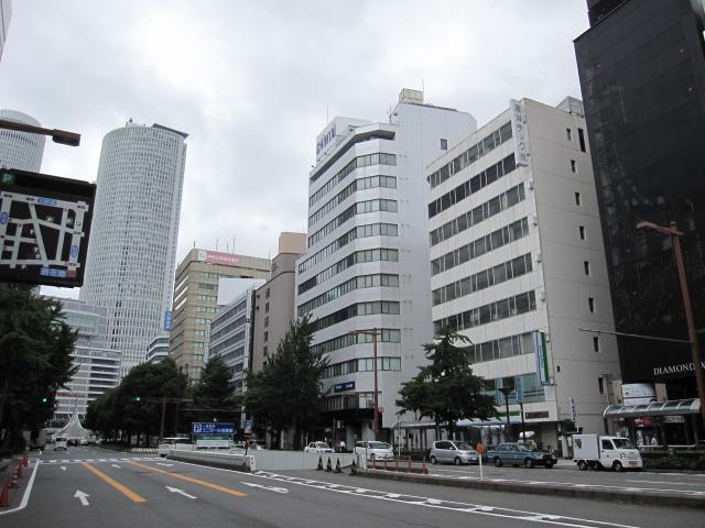 NFC名駅ビル建て替え_f0016320_1640232.jpg