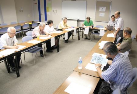 第1回川崎コミュニテスバス連絡会を主催、広げよう情報の輪_c0225121_1823997.jpg