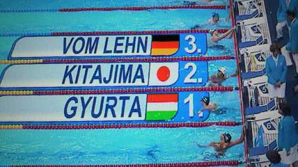 世界水泳〜_d0051146_17464534.jpg