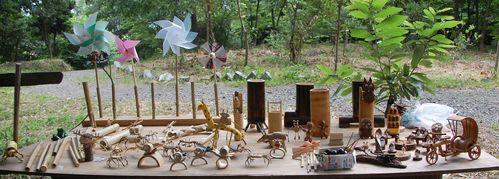 「うみべの森で竹工作…竹笛3種類 他」_c0108460_20422529.jpg