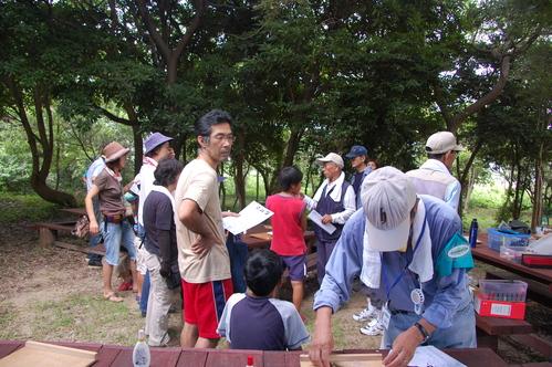 「うみべの森で竹工作…竹笛3種類 他」_c0108460_20442321.jpg