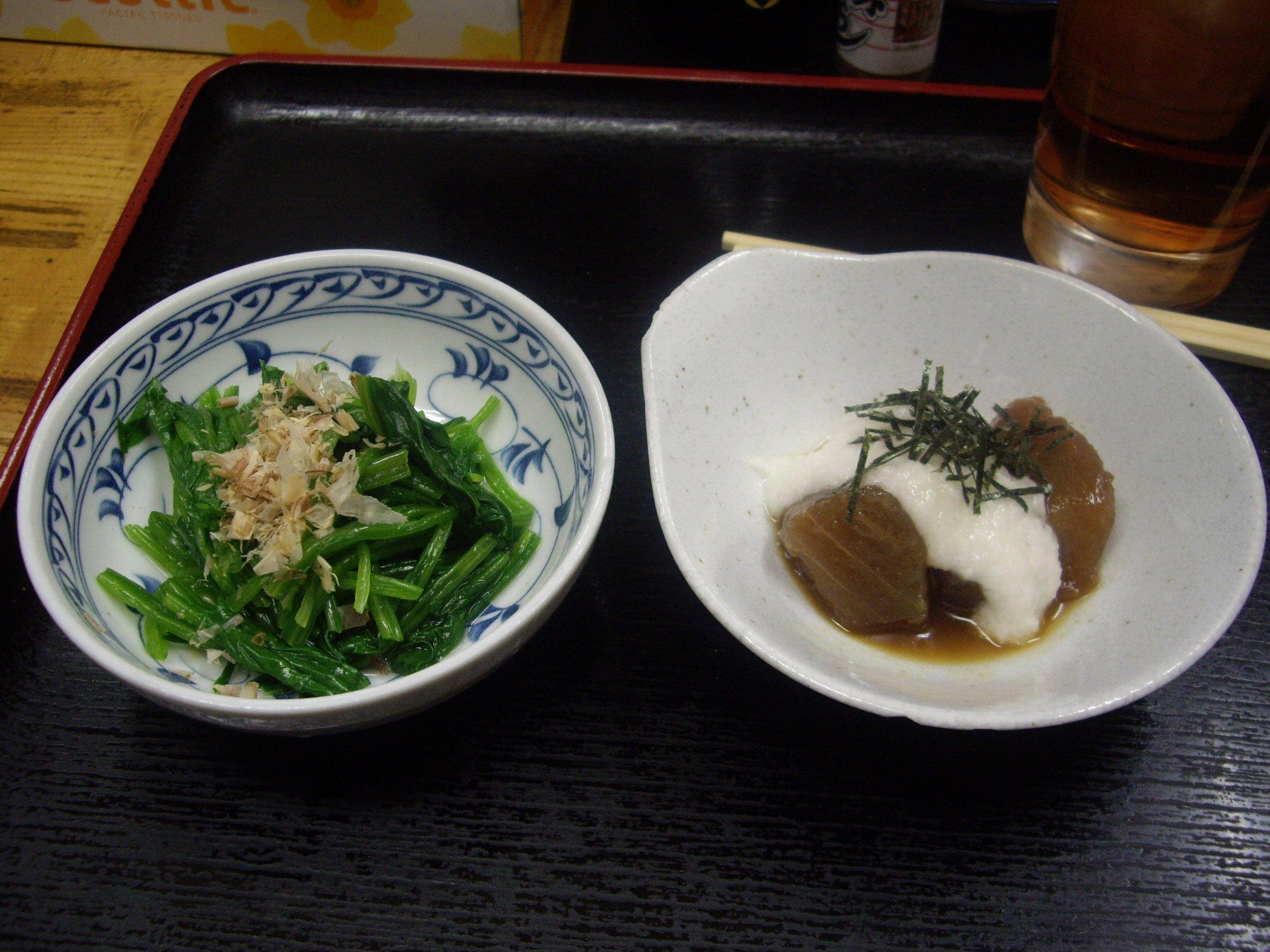 昔懐かしい定食屋でおふくろの味、蒲田『壱番隊』_d0223663_8412171.jpg