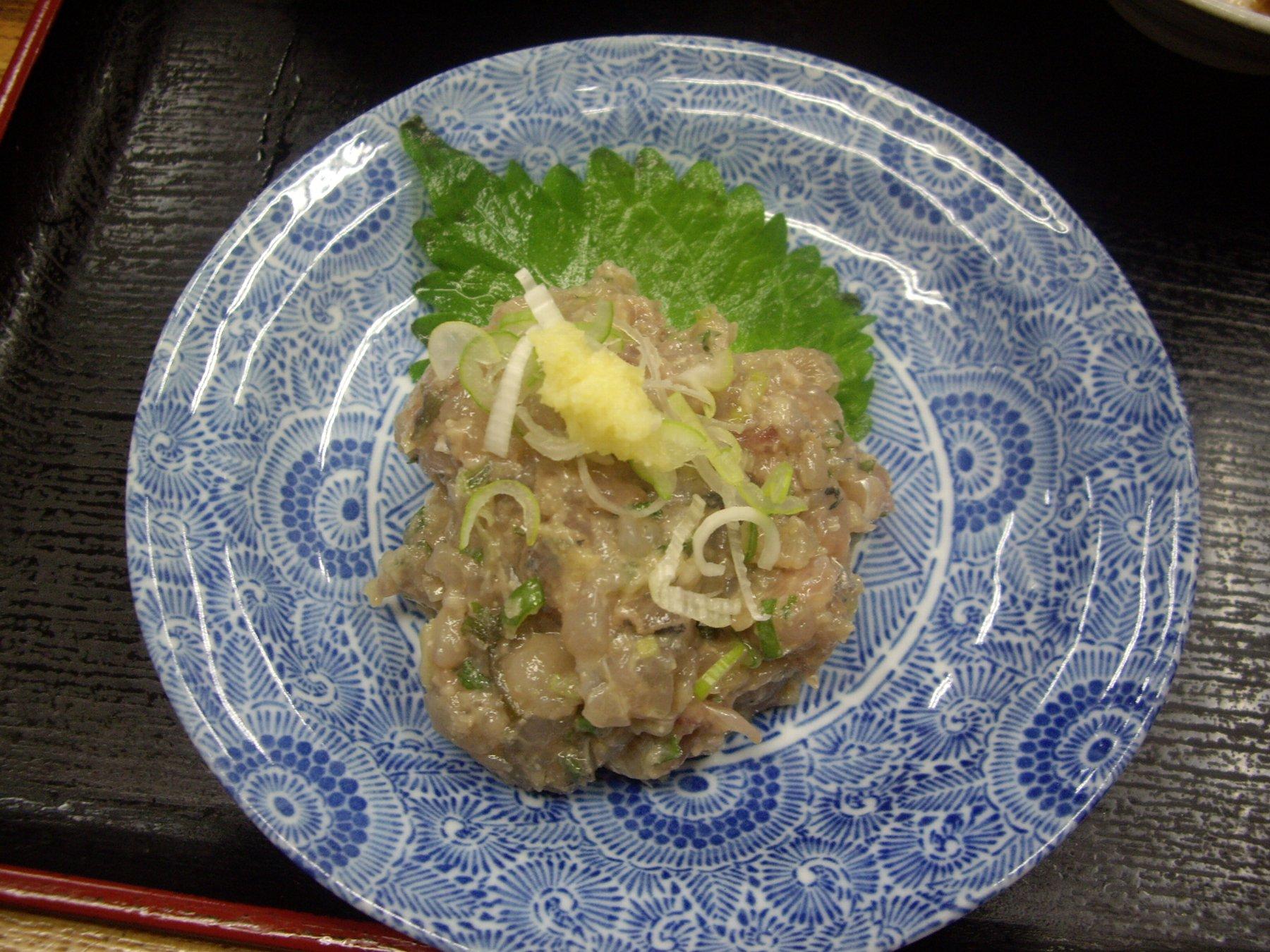昔懐かしい定食屋でおふくろの味、蒲田『壱番隊』_d0223663_8413961.jpg
