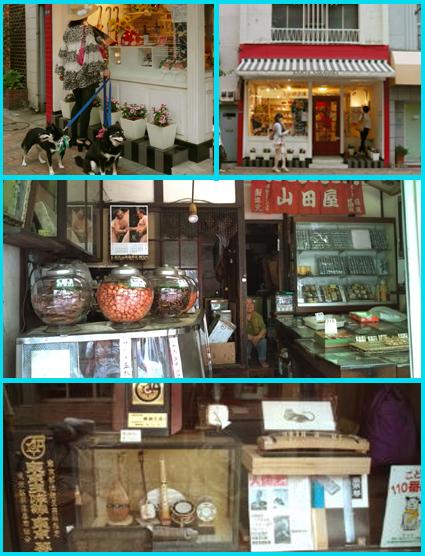 スイカ・ジェラートを、昭和レトロが残る広尾商店街へ。_e0236072_23492025.jpg
