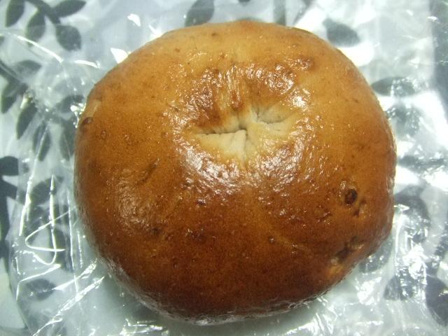 ポチコロベーグル 全粒粉くるみ_f0076001_13121.jpg