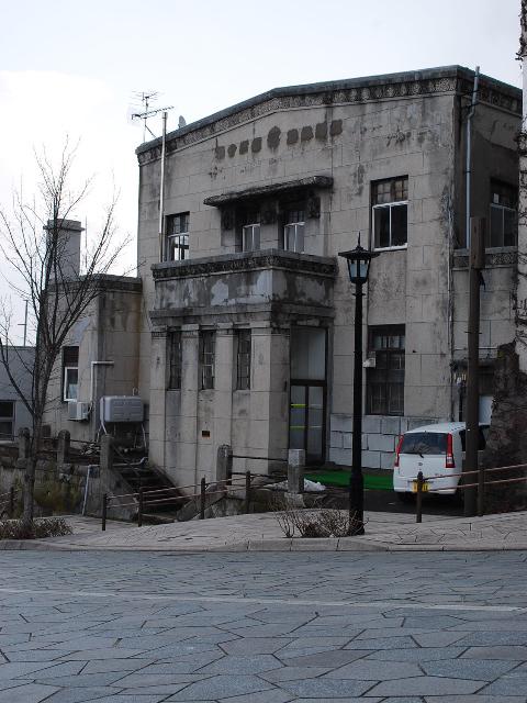 旧函館無尽本店、北洋相互銀行(函館末広町レトロ建築コレクション)_f0142606_19404252.jpg