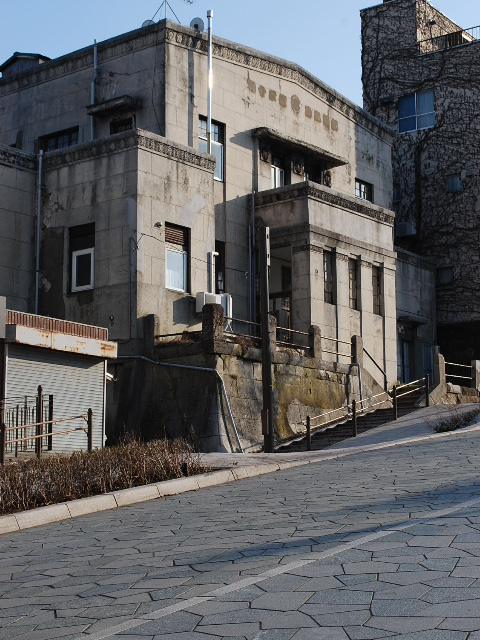 旧函館無尽本店、北洋相互銀行(函館末広町レトロ建築コレクション)_f0142606_20284544.jpg