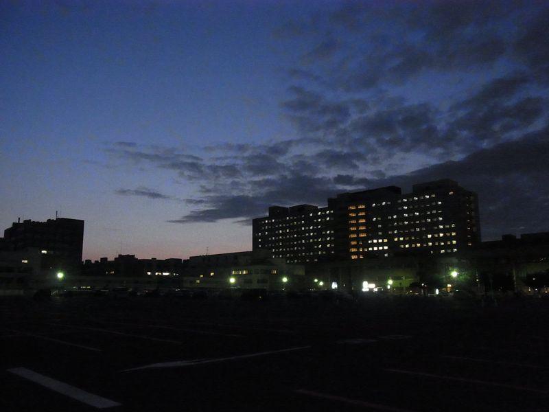 オープンキャンパス初日_c0025115_2263634.jpg
