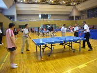 池田市レディス卓球講習会_c0133422_23522863.jpg
