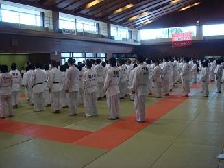 中体連県大会柔道競技の部で優勝し,全国大会出場!!_d0010630_2230882.jpg
