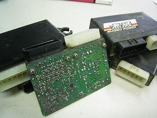 CRM250AR ECU ( PGM )修理_b0118834_13532875.jpg