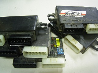 CRM250AR ECU ( PGM )修理_b0118834_1354985.jpg