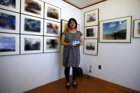 本日より鈴木郁子写真展『narration -ナラシオン-』開催です。_e0158242_12385650.jpg