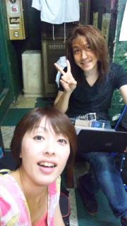 渋谷屋根裏_e0163255_15322639.jpg