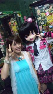 渋谷屋根裏_e0163255_15322675.jpg