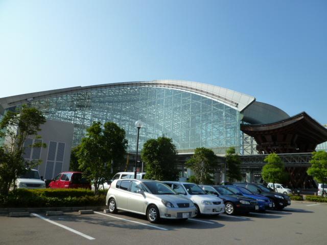 金沢駅_c0100865_1618627.jpg