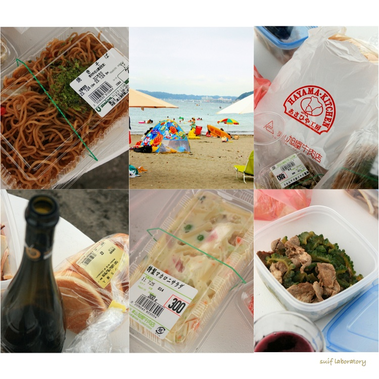 Beach party 2011@森戸海岸_c0156468_15363984.jpg