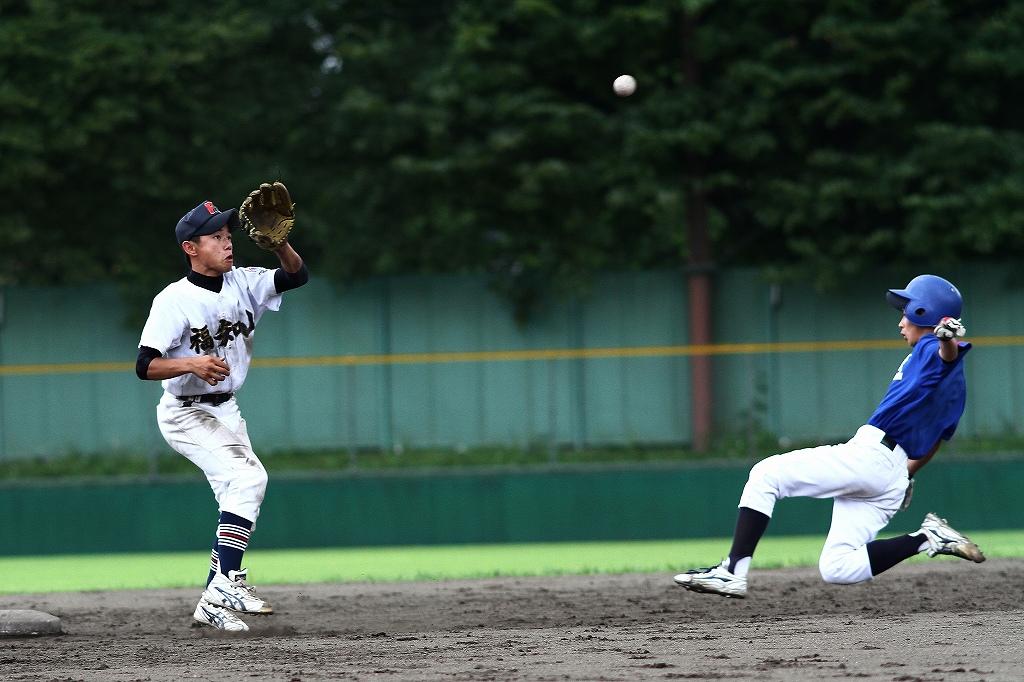 練習試合 vs舞鶴ボーイズ5_a0170082_2011175.jpg