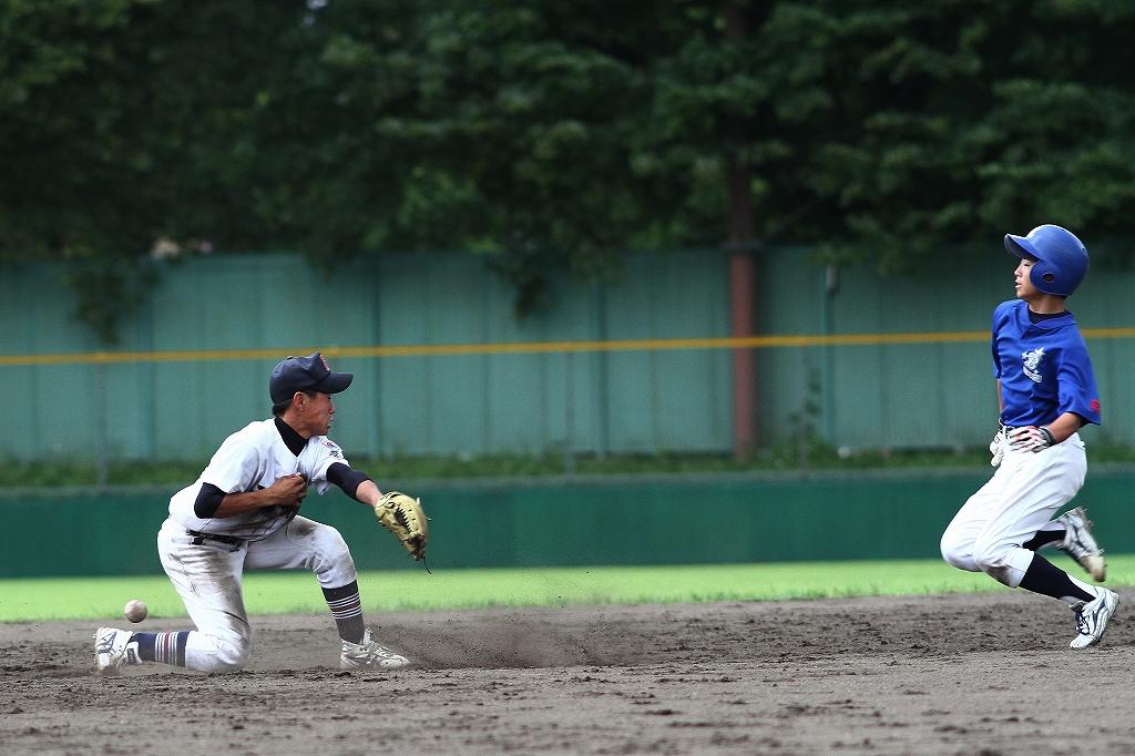 練習試合 vs舞鶴ボーイズ5_a0170082_20114446.jpg